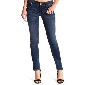 Hudson jeans, Collin skinny crop, size 28